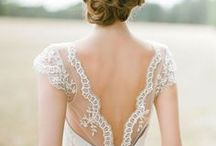 """{Wedding Dress!} / Wedding Dress Inspiration until I find """"THE"""" Dress :) / by Upcycled Treasures/A Handcrafted Wedding"""