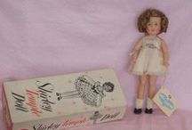 Shirley Temple dolls / by Christelle De Ruyck