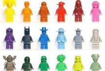- LEGO Community Board / Is it LEGO? Is it Fun? Think we'll like it? Add it here... / by Little Big Art