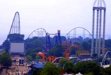 amusement parks / by cindy allawat