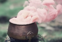 Potions ✿Lotions✿ Spells and ✿Elixirs ✿ / I am not a pagan or witch, I respect them fully, however i do enjoy reading, about them, spells, potions etc. I do know they are to be taken seriously and show full respect. / by ✿Very Mary✿ the mind of Fanny Banana