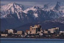 Alaska  / Places I've lived / by Kathy Dennis