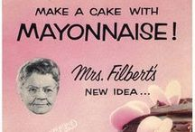 Vintage Food Ads / The comments aren't mine ;)) / by Emily Vrydagh