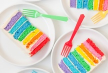 Fun Cake Ideas / by Cassandra 'France' Brown