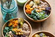 main meals / by Hedda Burnett