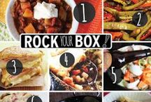 What you're Cooking this Week (Shared) / Welcome! Show us your inspiration for what you're cooking with this week's box. If you're not getting our boxes, show us what you're cooking with seasonal produce! / by Washington's Green Grocer