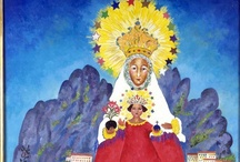 la Virgen / by Montse Fdez.