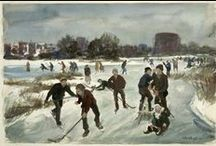 Winter Olympics - The MFA Team / by MFA Boston