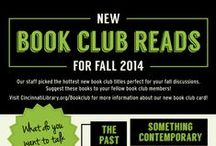 Find a New Read! / Looking for a new read but not quite sure what you're in the mood for? Look no further than these handy infographics and charts! / by Aurora Public Library, Illinois