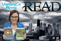 APL's Meet the Authors / READ posters from some of our favorite authors / by Aurora Public Library, Illinois