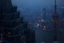 Shanghai / by Johnny Walkabout