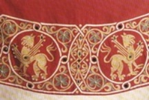 SCA Embroidery and Embroidery Patterns / by Chris D'Aquino