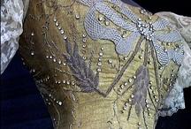 antique clothing (1700's- 1919) / by Darlene Porter