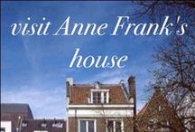 Anne Frank for Educators / Ideas, tips, and lesson plans for 'The Diary of Anne Frank' / by Museum of Tolerance