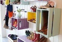 Craft room / by Helen Brough