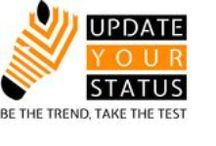 Update Your Status / AVERT's 2014 campaign to promote HIV Testing for young people. Currently there are 5.4 million young people living with HIV globally. In 2012, 39 percent of all new HIV infections in the world were among young people (aged 15-24); this is 15 percent of the global total.  Find out more here> http://www.avert.org/update-your-status.htm / by AVERT
