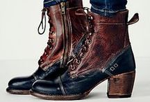 ♥ BOOTS ♥ / by Carol Bolton