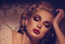 Hollywood glam / Photoshoot / by Chinoah Kelley