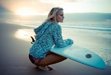 Beach & Surf / by hansen