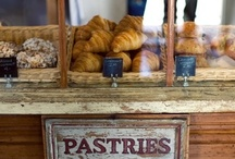 Bakeries and Cafes... / by Marie Wilfinger