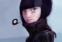 Comics & illustrations 02... / by Jérémy Courcelles