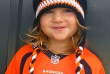 Broncos♥ / This girl loves her Broncos ♥♡♥♡♥ / by Amanda Bangle