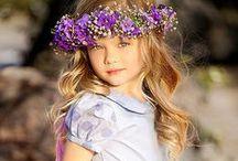 ♔ Flower Girl ♔ / by Très Haute Bride