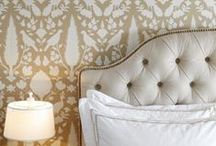 Walls & Wallcovering / by Amy Vermillion Interiors