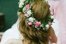 Flower Girls  2✿⊱╮ / by Sachi ♥ ♡ ✡ ✟ ☮ ✌ ★   ☆  ✯  ☪ ✰