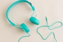 Headphones and Speakerphones / by The Geekness