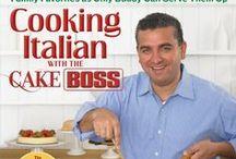 buddy valasto italian recipes / by Lynn, Creates