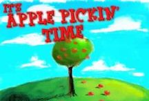 Apples & Johnny Appleseed / by Teaching Themes & Resources