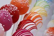 Cake ball Ideas / by Abigail Parker Dodson