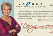 La-Z-Boy Furniture Picks / This board is Sponsored by La-Z-Boy Furniture Galleries Design Service of Arizona / by Beth McDonald