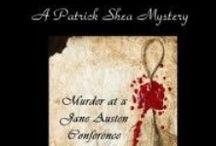 AV Non-Austen and Contemporary Novels / Non-Austen novels written by members of Austen Variations / by Austen Variations