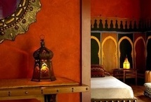 Moroccan...Middle Eastern Decor / by Suzy Shirley