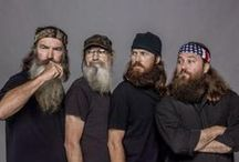 Duck dynasty...luv this show / by Kathy Andersen