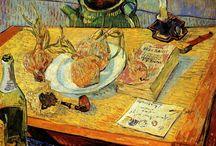 Vincent van Gogh / by Katrin Altenhein