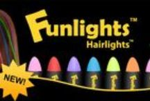 Funlights Hairlights / Funlights Hairlights Main Board / by Funlights™ Hairlights™