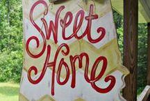 Sweet Home Alabama / by Tammy