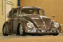 VW my First Loving Car / by Marek Florczuk