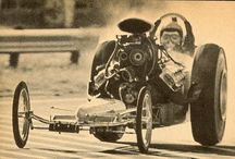 Vintage Drag Racing / by Justin Churchill