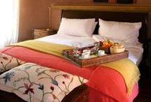 Awasi Atacama - Rooms / Private rooms that get assigned a 4x4 vehicle and tour guide to each one.  / by AWASI