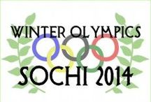 Winter Olympics - Sochi 2014 / by Cedarville CMC