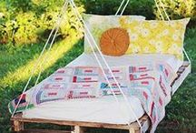 Ideas for the Yard / by Lauras Little House Tips