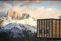 Awasi Patagonia - Lodges / Take a look at our Patagonian lodges... / by AWASI