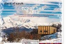 Awasi Press / Check out the wonderful publications which have featured Awasi Patagonia and / or Awasi Atacama / by AWASI