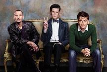 Doctor Who / by Katherine Arandez