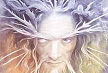 Froud Fantasies / My earliest fairy escapes were created by Froud / by Maurie Mitchell