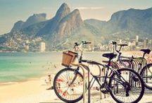 ✈ TRAVEL / Sítios onde fui feliz e outros onde espero ser. Os lugares tornam se especais devido a momentos ou pessoas que o sejam :') A única coisa que te enriquece são as viagens. / by Vanessa Tomás